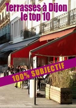 Dijon, la terrasse idéale