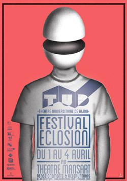 Affiche Eclosion 2015