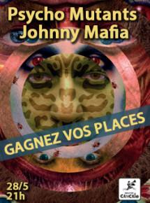 affiche-Psycho-Mutants-Johnny-Mafia