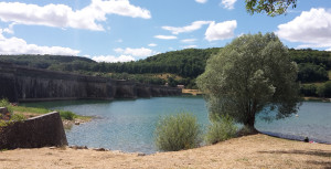 Le réservoir de Grosbois-en-Montagne. © Gautie Marnet - Jondi